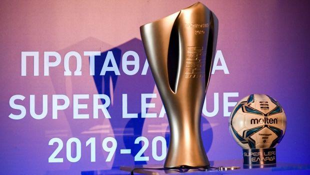 Η Super League 2019/20 στη σέντρα: Ο οδηγός του Sport24.gr