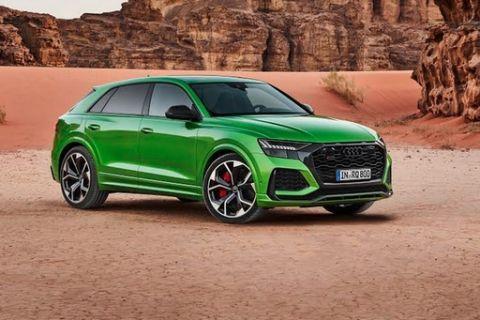 Το πιο ισχυρό SUV της Audi βγάζει 600 ίππους