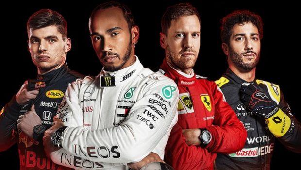 Formula 1 2020: Τα ratings των 20 οδηγών