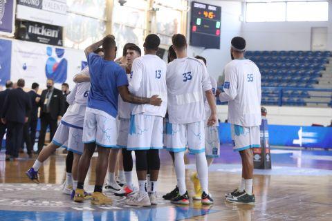 Ο Ιωνικός ζήτησε από το Basketball Champions League να παίξει στα προκριματικά της διοργάνωσης