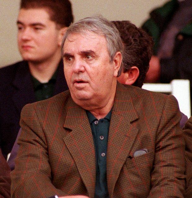 Ο Αντώνης Γεωργιάδης