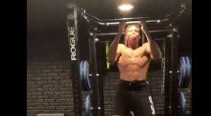 Γιάννης Αντετοκούνμπο: Προπονείται σκληρά στο γυμναστήριο
