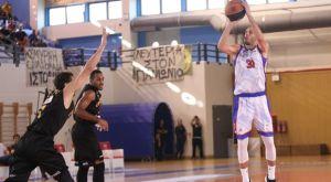 EKO Basket League Top-5: Το τρίποντο του Πάσαλιτς στην κορυφή