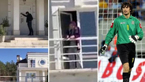 Διεθνής Ουκρανός τερματοφύλακας δέχθηκε πυροβολισμούς απ' την πρώην πεθερά του!