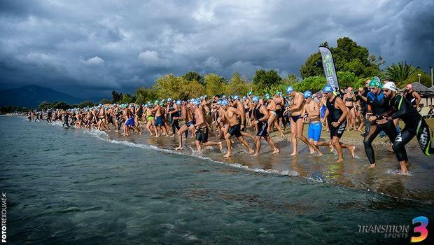 Με απόλυτη επιτυχία διεξήχθη το Marathon Bay Swimming