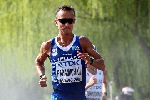Ολυμπιακοί Αγώνες - 50χλμ βάδην: Στην 36η θέση τερμάτισε ο Παπαμιχαήλ, νικητής ο Τομάλα
