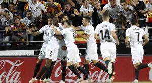Γιουνγκ Μπόις – Βαλένθια 1-1: Ισοπαλία-καταδίκη για τις «νυχτερίδες»