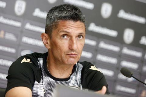 Ο Ραζβάν Λουτσέσκου σε συνέντευξη Τύπου του ΠΑΟΚ ενόψει της αναμέτρησης με την Ριέκα για τα play offs του Europa Conference League | 24 Αυγούστου 2021