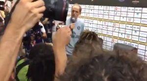 Ο Τούχελ κατέκτησε το Trophée des Champions και το 'ριξε στο τραγούδι!