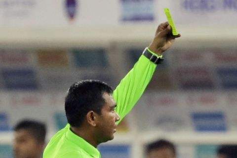 Νέα πράσινη κάρτα στο ποδόσφαιρο