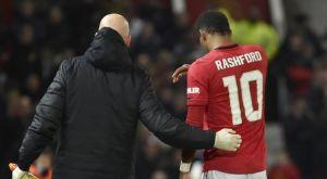 """Σόλσκιερ για Ράσφορντ: """"Αμφίβολο αν θα παίξει μέχρι το τέλος της σεζόν"""""""