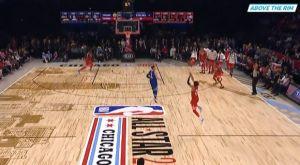 2020 NBA All-Star Game: Το έβαλε από το κέντρο ο Τρέι Γιανγκ