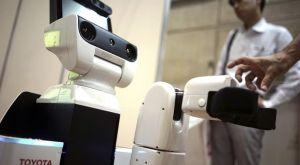 Τόκυο 2020: Ρομπότ θα βοηθούν κοινό και εργαζομένους!