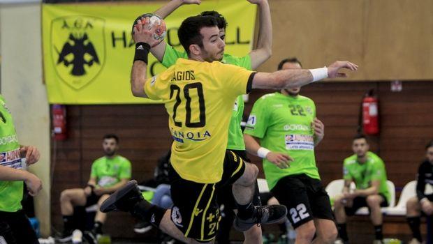 Handball Premier: Στο ρελαντί η ΑΕΚ τον Διομήδη Άργους