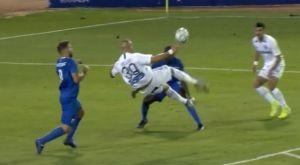 Super League: Το ψαλίδι του Βέλλιου κόντρα στη Λαμία το καλύτερο γκολ της σεζόν