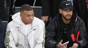 """Εμπαπέ και Νεϊμάρ: """"Ήρθαμε να δούμε τον Giannis"""""""