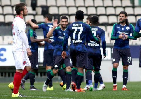 Φιλική νίκη του Παναθηναϊκού, 4-1 τον Πανιώνιο