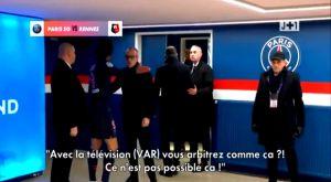 Παρί Σεν-Ζερμέν: Τούχελ και Καβάνι μαινόμενοι στ' αποδυτήρια κατά διαιτητή και VAR (VIDEO)