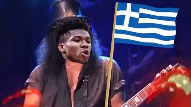 Αντετοκούνμπο: Η FIBA βλέπει τον... Slash στο πρόσωπό του