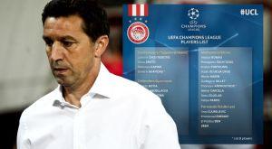 Αυτούς τους 4 ξένους θα «κόβατε» από τη λίστα του Champions League