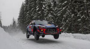 WRC: Ο Νεβίλ αγγίζει τη νίκη στη Σουηδία