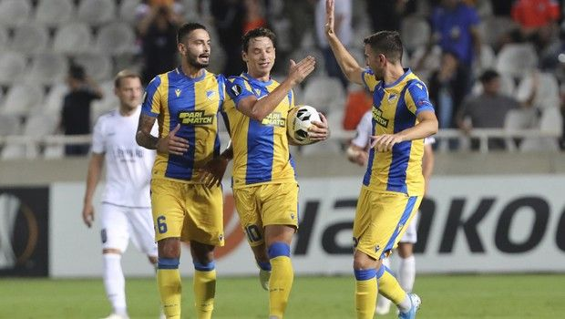 ΑΠΟΕΛ: H UEFA πήρε πίσω τον ορισμό Τούρκων διαιτητών στο ματς με την Ντουντελάνζ