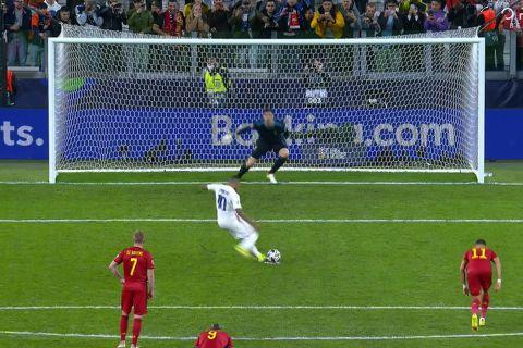 Βέλγιο - Γαλλία: Ο Γκριεζμάν κέρδισε πέναλτι μέσω VAR και ο Εμπαπέ έκανε το 2-2 με εύστοχο πέναλτι