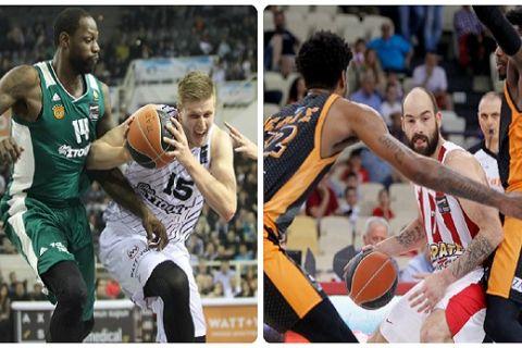 Ώρα τετράδας στη Stoiximan.gr Basket League