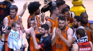 Βαλένθια: Πήρε το EuroCup και το εισιτήριο για τη EuroLeague 2019/20