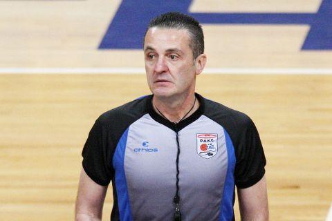 Ο Αναστόπουλος στο ΑΕΚ - Παναθηναϊκός