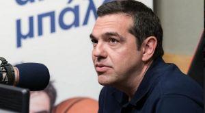 """Τσίπρας για Αντετοκούνμπο: """"MVPs είναι και οι άνθρωποί του, που τον στήριξαν"""""""