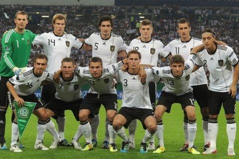 Το προφίλ της Εθνικής Γερμανίας