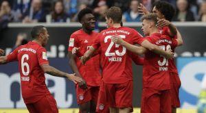 "Bundesliga: Εξάρα στη Χόφενχαϊμ από τη ""μαγική"" Μπάγερν"