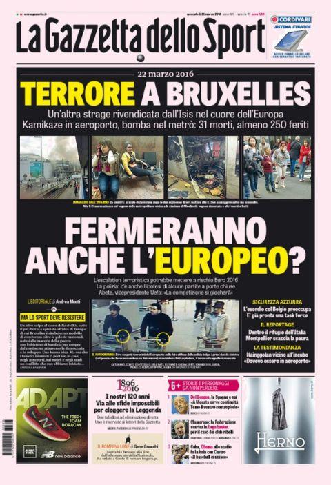 """Ναϊνγκολάν: """"Φοβόμουν για βόμβες στην Αμβέρσα"""""""