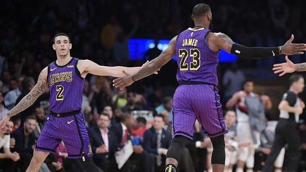 Lakers Showtime, έκδοση 2018