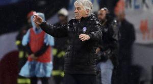 Αταλάντα: Δεν είναι σίγουρος στον πάγκο ο Γκασπερίνι παρά τον άθλο του Champions League