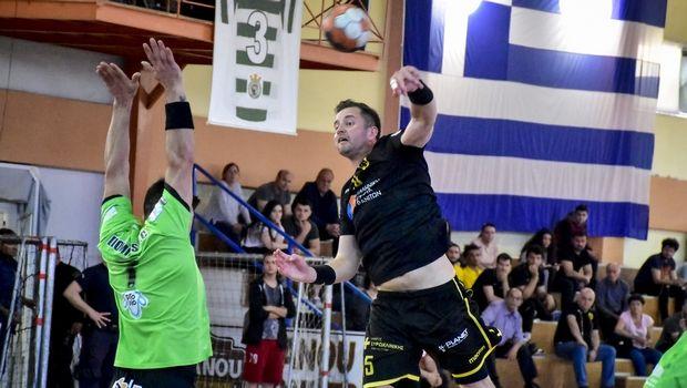 Handball Premier: Νίκη της ΑΕΚ επί του Διομήδη και πρόκριση στα ημιτελικά