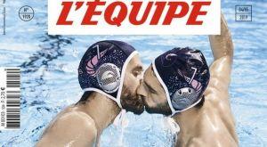 Εκπληκτικό εξώφυλλο της L'Equipe κατά της ομοφοβίας