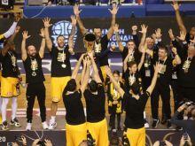 Προμηθέας - ΑΕΚ 57-61: Κυπελλούχος Ελλάδας για πέμπτη φορά η Ένωση