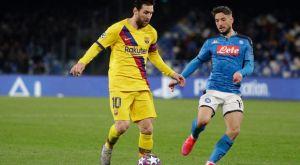 """Πείστηκε η UEFA: Στο """"Καμπ Νόου"""" το Μπαρτσελόνα – Νάπολι"""