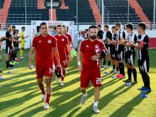 Pasillo στους παίκτες του Ολυμπιακού από τον ΟΦΗ για πρώτη φορά στην ιστορία της Super League