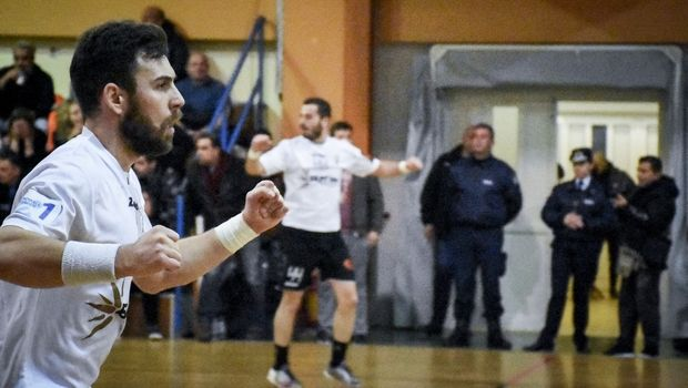 9f2d6bb60ed Ο ΠΑΟΚ δεν δυσκολεύτηκε στο Άργος απέναντι στον Διομήδη του οποίου  επιβλήθηκε με 31-20 για τη 12η αγωνιστική και επέστρεψε στη δεύτερη θέση  της Handball ...