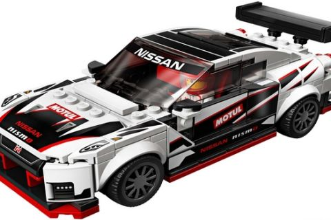 To Nissan GT-R NISMO και σε LEGO