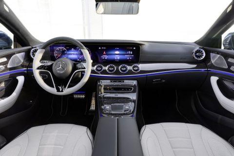 Η νέα Mercedes CLS