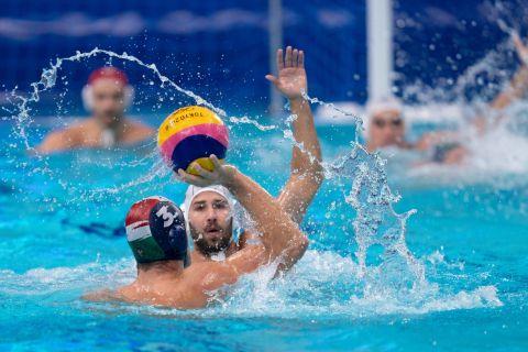 Ολυμπιακοί Αγώνες - Πόλο: Η ΕΡΤ έχασε γκολ από τον ημιτελικό Ελλάδα-Ουγγαρία για να δείξει τρέιλερ