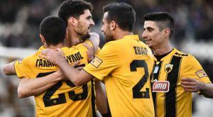 AEK – Παναιτωλικός 4-0: Επιστροφή στις νίκες με τεσσάρα