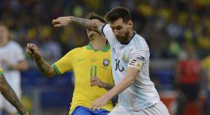 Ο Μέσι επιστρέφει στο Αργεντινή – Βραζιλία
