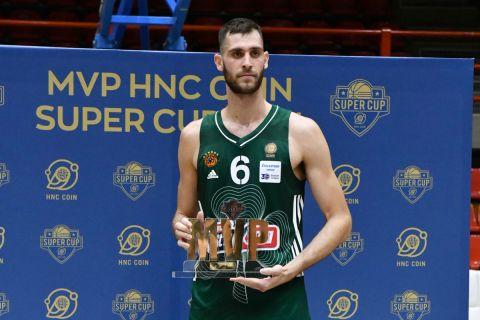 Ο Γιώργος Παπαγιάννης MVP του 2ου Super Cup