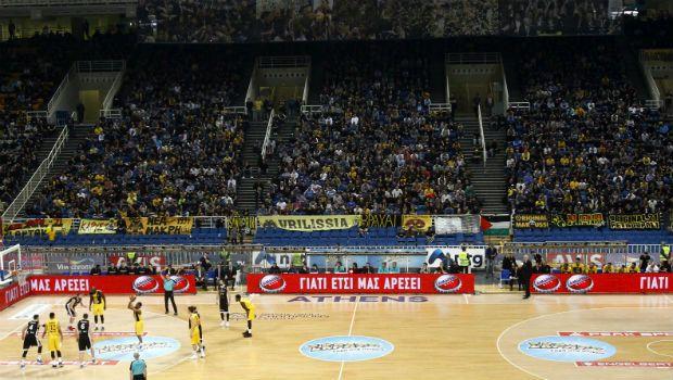 Εξαντλήθηκαν τα εισιτήρια των 50€ για το Final Four