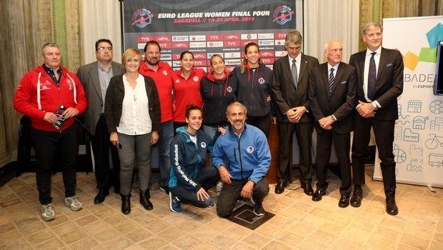 Final 4 EuroLeague: Πανέτοιμοι Βουλιαγμένη και Ολυμπιακός για τον εμφύλιο
